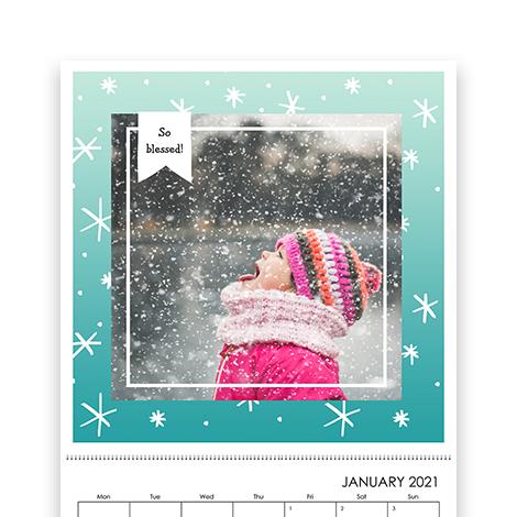 12x12 Wall Calendar