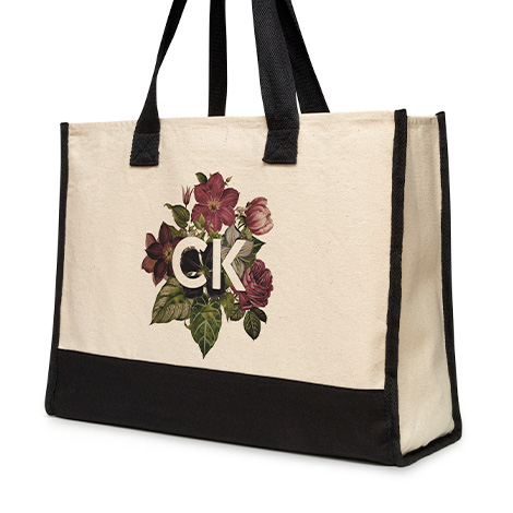 Large Premium Cotton tote