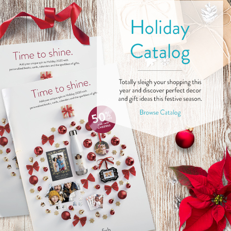 Shop our Holiday Catalog