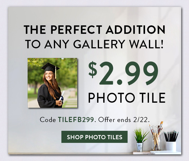 8x8 Photo Prints for $2.99 each