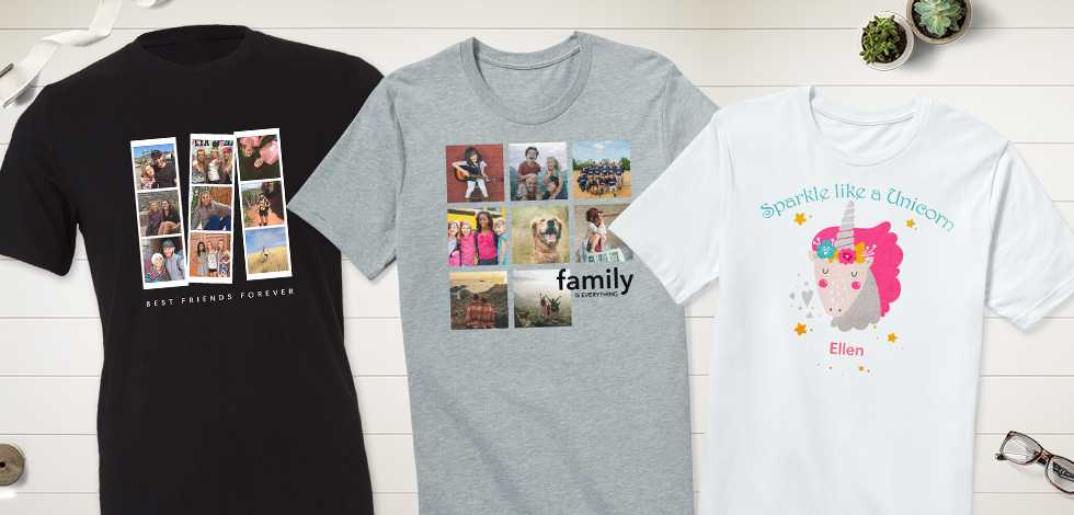 Apparel for the whole family