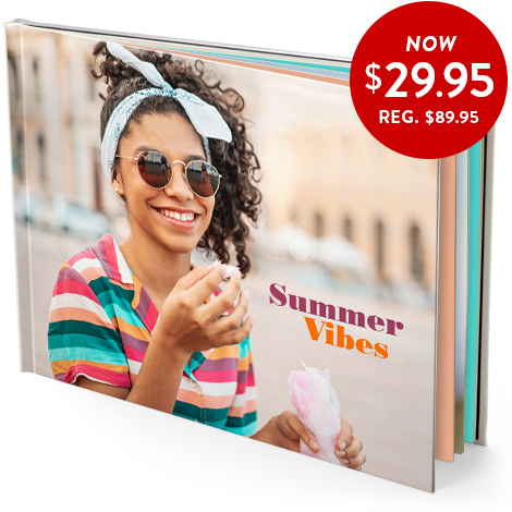 28x35cm premium book (uv glossy pages)