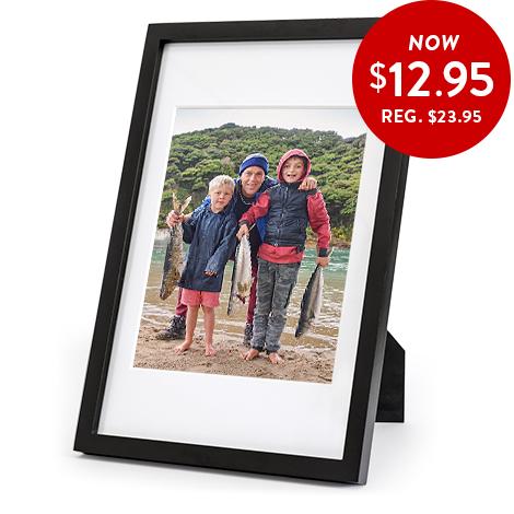 15x20cm framed print