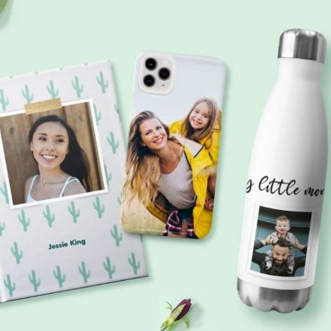 Spring photo gifts