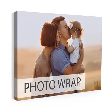Canvas Photo Wrap