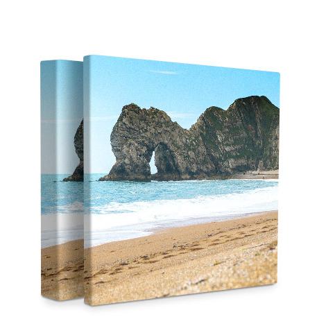 "Square 12x12"" Slim Photo Canvas Print"