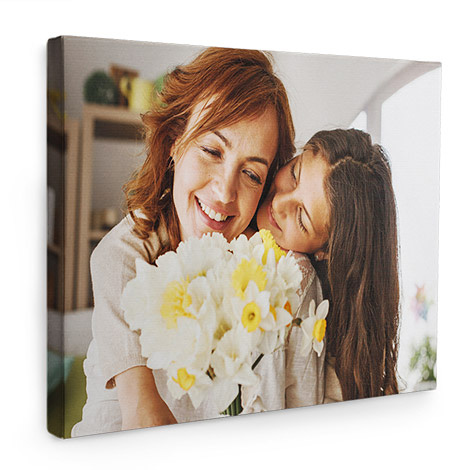 Canvas Print Image With Kids