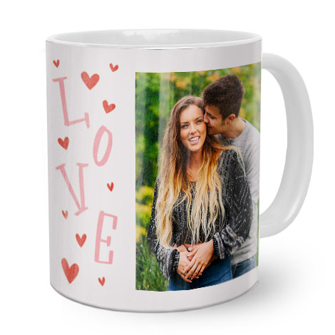 Image of a Family on a photo mug