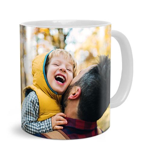 Image of a Family on a photo mug