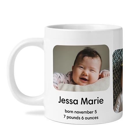 Photo Coffee Mug, 11oz.