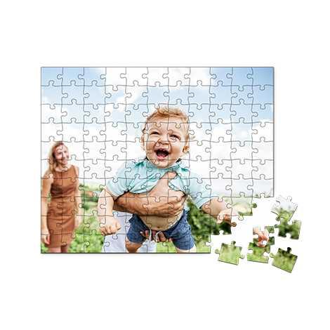 110-piece Puzzles