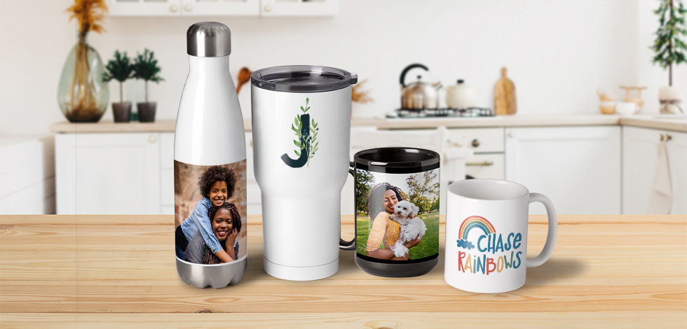 Drinkware designed for your every day