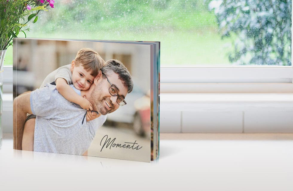 Get your FREE* softcover photo book