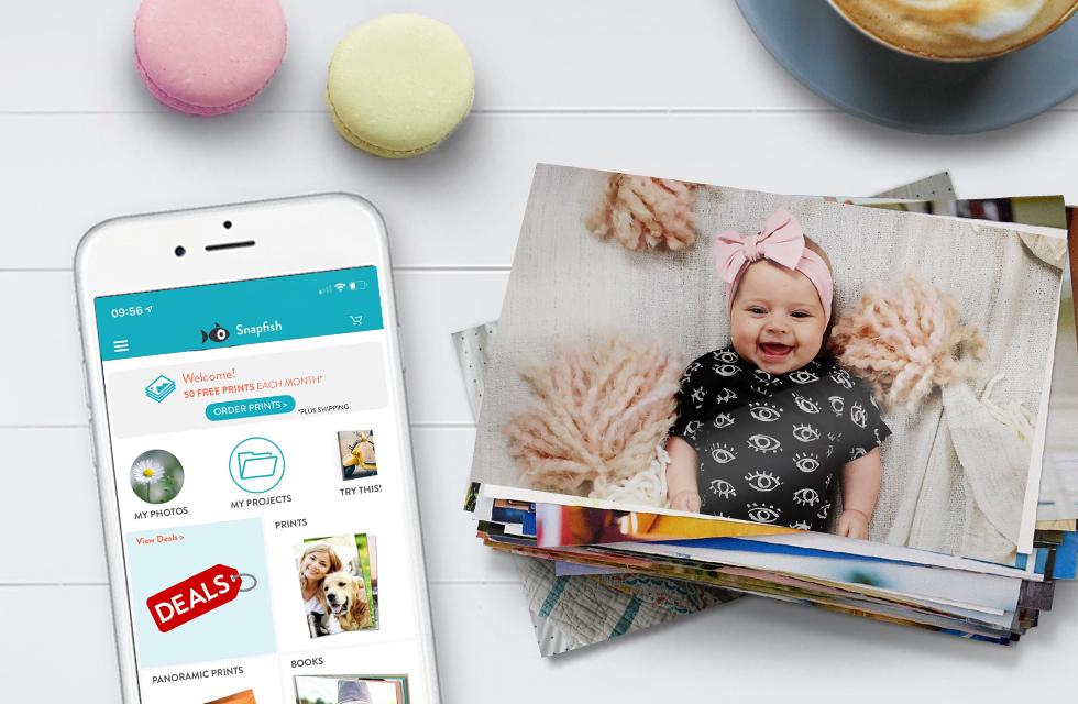 Snapfish app free prints
