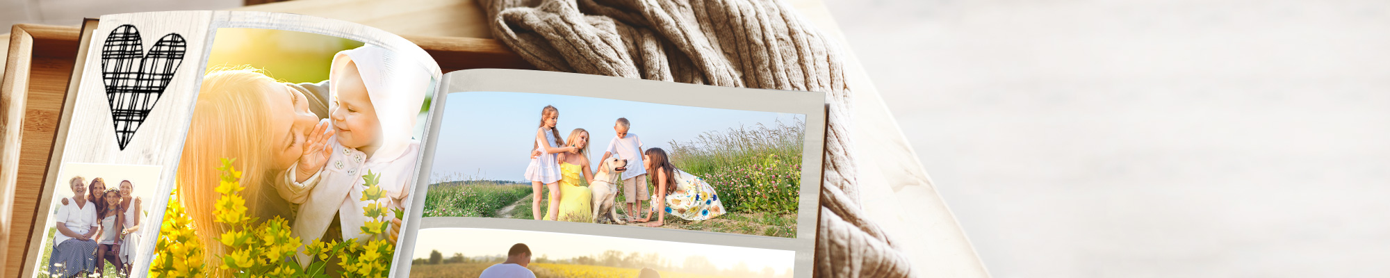 Personalised Photo Books from just £5.99