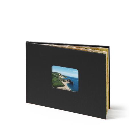 "11x8"" Linen Cover Book"