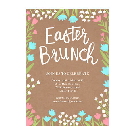 Best Selling - Floral Brunch From 75p