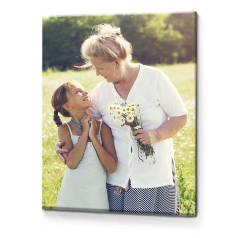 Slim Photo Canvas - From £10