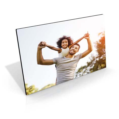 "Wooden Photo Panel 10x8"" (25x20cm)"
