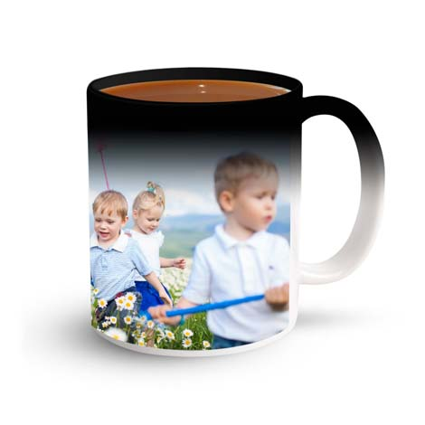 11oz Magic Photo Mug - £10.99