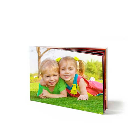 """7x5"""" Softcover Book"""