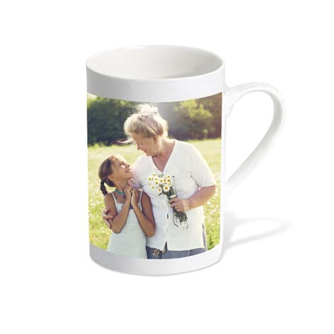 10oz Porcelain Mug - £9.99
