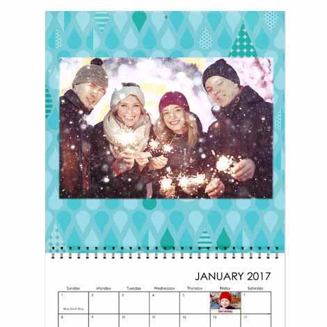 """12x12"""" Square Calendar"""