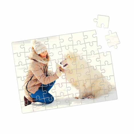 "7x5"" Photo Jigsaw"
