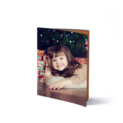 """8x11"""" Softcover Book"""