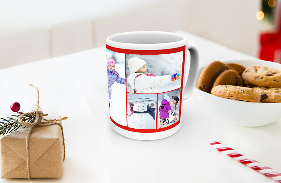 Personalised Mugs From £7.99