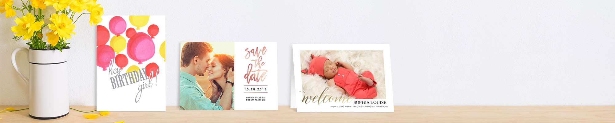 Personalised Photo Cards & Invitations - Truprint