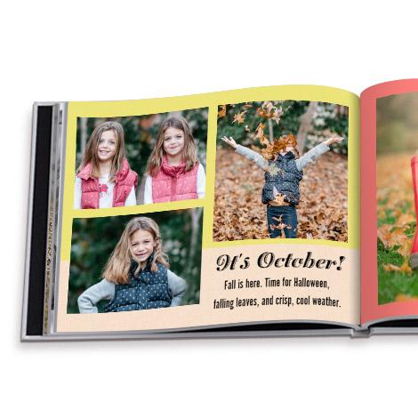 Photobook Design - Family Yearbook