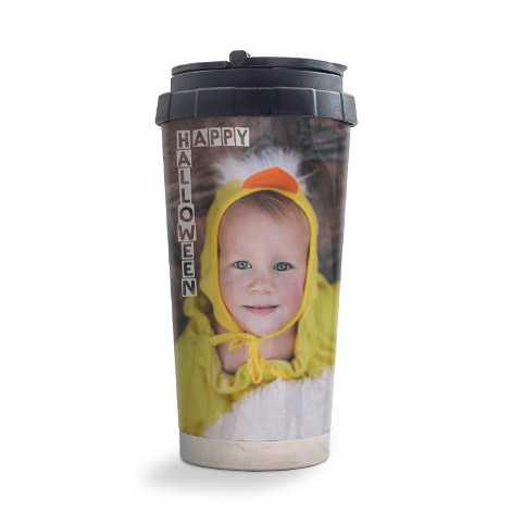 Personalised Travel Mug Just £14.99