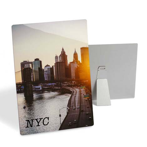 "7x5"" (18x13cm) Metal Panel - Just £24.99"
