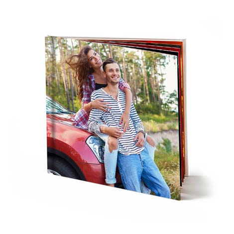 "12x12"" (30x30cm) Square Photo Book - from £39.99"