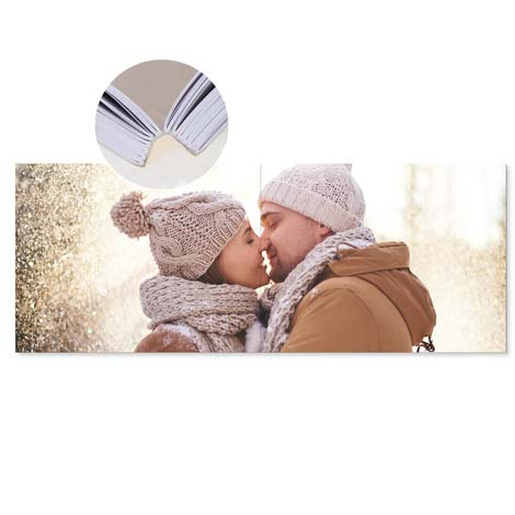 Layflat Photo Book - From £5.99