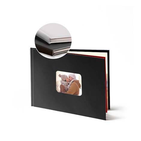 Leather Cover Photo Book - From £29.99