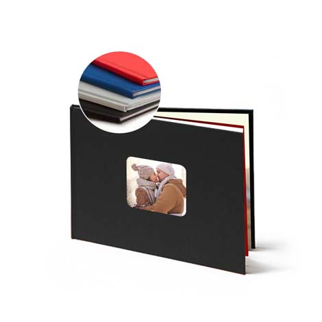 Linen Cover Photo Book - from £24.99