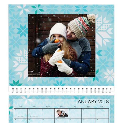 A2 Premium Wall Calendar - £21.99
