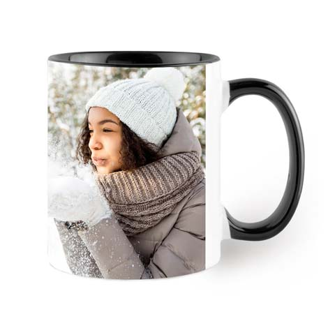 Coloured Coffee Photo Mug 11oz (330ml) £10.99