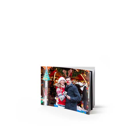 "8x6"" (20x15cm) Landscape Photo Book - From £16.99"