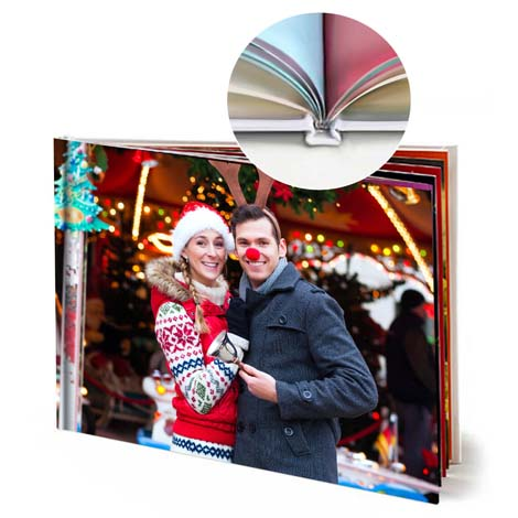 Hardcover Photo Book - from £19.99