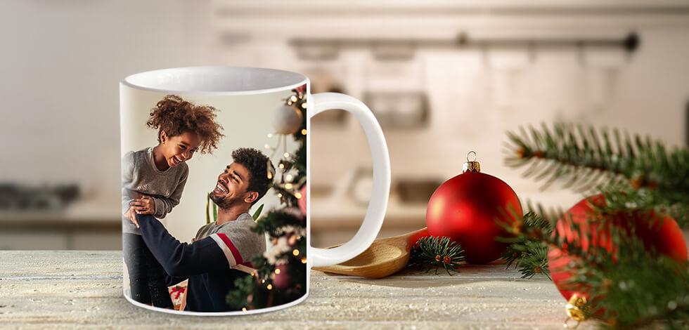 Create A Personalised Photo Mug
