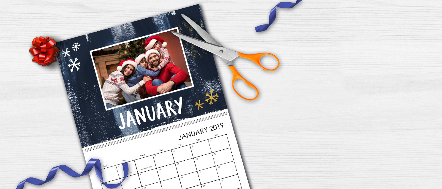 2019 is on the way! : OFFER EXTENDED: Up to 60% off Calendars with code 2019READY