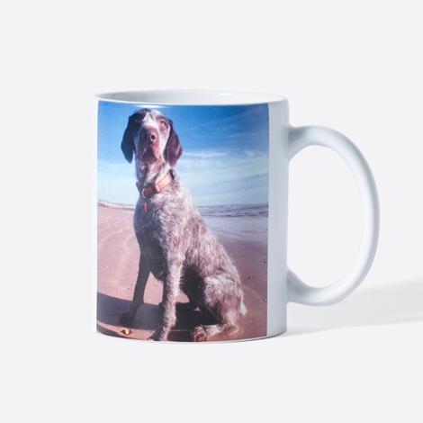 Matt Coffee Photo Mug 11oz (330ml) £10.99