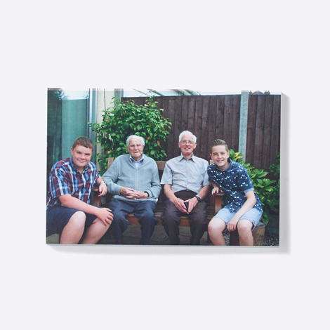 """6x4"""" Layflat Photobook - £5.99"""