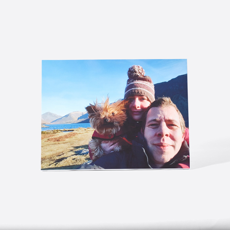 Classic Photo Canvas From £34.99