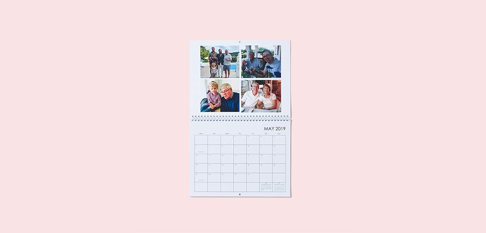 Premium Photo Calendars From £18.99